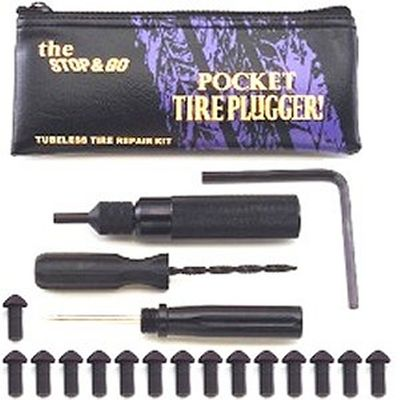 STOP & GO Tire Plugger Motorcycle Flat Repair