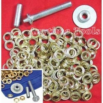 303 pc TARP / TENT / AWNING GROMMET INSTALLATION KIT
