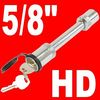 "5/8"" HITCH COVER KEY RECEIVER LOCK PIN"