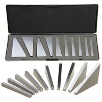 PRECISION GROUND ANGLE BLOCK SET 1-30 Degree