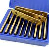 MACHINIST PARALLEL JIG BLOCK BAR TOOL SET Titanium Coated
