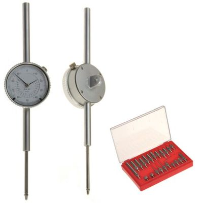 "0-2""  Travel Precision DIAL INDICATOR AGD-2 LUG BACK"
