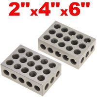 2-4-6 High Precision Pair Block Set