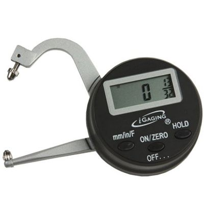 Digital Electronic THICKNESS GAGE MICROMETER CALIPER
