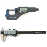 Digital Electronic Micrometer and Caliper IP54