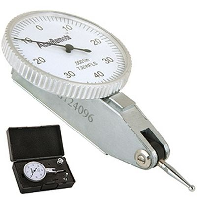 "X-LG DIAL .0001""/.008"" 0-4-0 TEST INDICATOR X-HIGH PRECISION 7 JEWELS"