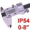 "AccuRemote ABSOLUTE ORIGIN 0-8"" Digital Electronic Caliper - IP54 Protection / Extreme Accuracy"