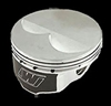 Chev 350 -5.0cc Wiseco Flat top Pro Tru Pistons