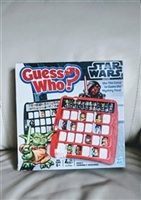 Star Wars Guess Who game by Hasbro 2012