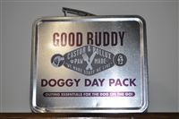 Doggy Tin Container