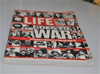 Life Goes to War pictionary book from 1977