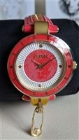 Versus by Versace Key Biscayne Analog watch red