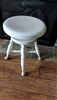 Victorian eagle feet piano stool Parker Meridien