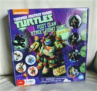 TNT Foot Clan Street Fight board game 2012