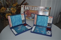 Battleship game from 1978 by Milton Bradley