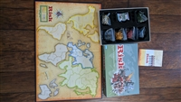 Parker Brothers RISK game 2003 Global Domination