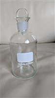 Wheaton number 2 apothecary bottle with stopper