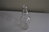 VIntage soda storage bottle