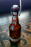 Altenmunster German beer bottle