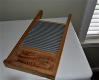 Washboard instrument