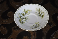 Royal Albert Snow Drops flowers saucer
