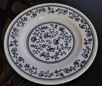 Homer Laughlin vintage dinner plate