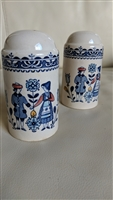 Hearts and Flowers by Johnson Brother shakers