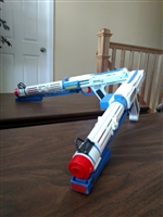 Star Wars Stormtrooper blaster 2011