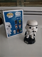Star Wars Storm trooper bubble head 2011