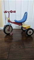 Radio Flyer tricycle that folds 2 go playtime