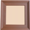 Executive Woodgrain Smooth Field Plaster Ceiling Tile
