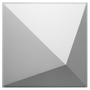 Pyramid 4 Plaster Ceiling Tile