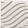 Wave B Plaster Ceiling Tile