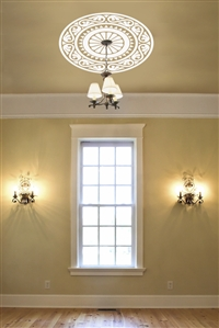 Ceiling Medallion wall decal sticker
