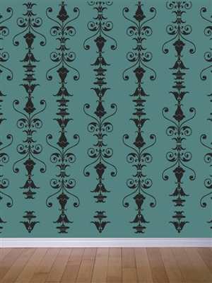 Wallpaper pattern wall decals stickers