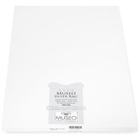 "Museo Silver Rag 35""x47"" 25 Sheets"