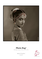 "Hahnemuhle Fine Art Photo Rag 188 gsm 8.5""x11"" 25 Sheets"