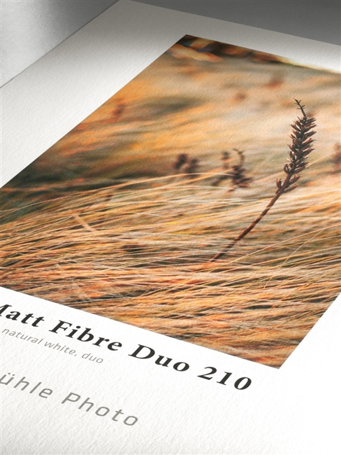 Hahnemuhle Photo Matt Fibre Duo 210gsm
