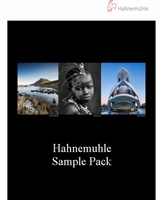 Hahnemuhle Photo Glossy and Luster Sample Pack