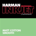 "DISCONTINUED Harman Matte Cotton Smooth 300gsm by Hahnemuhle 17""x49ft Roll"