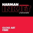 "DISCONTINUED Harman Gloss Art Fibre 300gsm by Hahnemuhle 44""x49ft Roll"