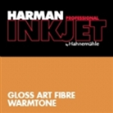 "DISCONTINUED Harman Gloss Art Fibre Warmtone 300gsm by Hahnemuhle - 24""x49ft"