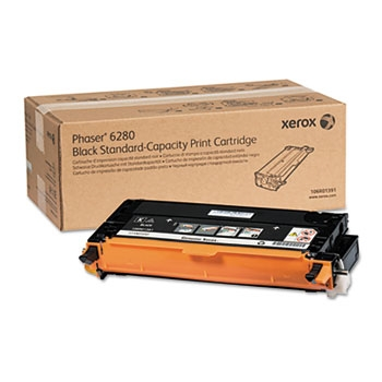 Xerox Phaser 6280 Black Standard Capacity Toner Cartridge