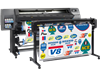 HP Latex 335 Printer print and cut