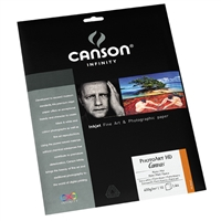 "CANSON  PhotoART HD Canvas 8.5""x11"" - 25 Sheets"