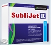 SubliJet-R Cyan Ink for Ricoh SG 3100 DN / SG 7100 DN