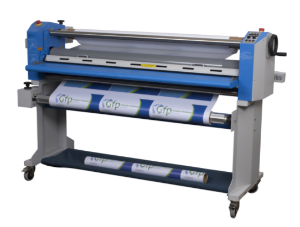 "GFP 563TH-2 63"" MaxPro Top Heat Laminator with Swing Shafts"