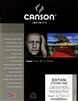 "CANSON INFINITY Edition Etching Rag 310gsm 8.5""x11"" - 25 Sheets"