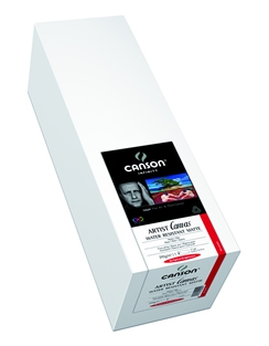 "DISCONTINUED CANSON INFINITY Artist Canvas Professional Gloss 390gsm 24""x40ft Roll"