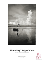 "HAHNEMUHLE Photo Rag Bright White 35""x46.75"" 25 Sheets"